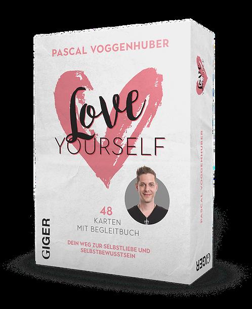 """Kartenset """"Love yourself"""" - Pascal Voggenhuber"""