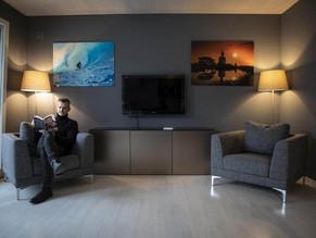 Schweizer Illustrierte - Alain und Melanie Sutter im Interview