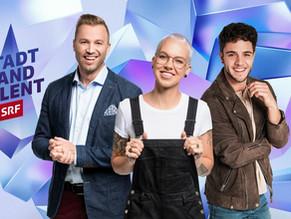 SRF - «Stadt Land Talent»: die neue Talent-Show ua. mit Luca Hänni