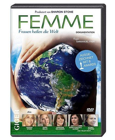 Femme DVD - Emmanuel Itier