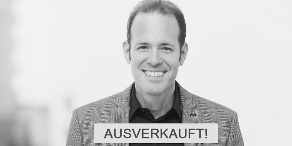 """Exklusives Seminar """"Ich sehe deine Seele"""" - das Seminar zum Buch mit Bruno Erni - AUSVERKAUFT!"""