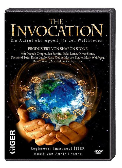 The invocation DVD - Emmanuel Itier
