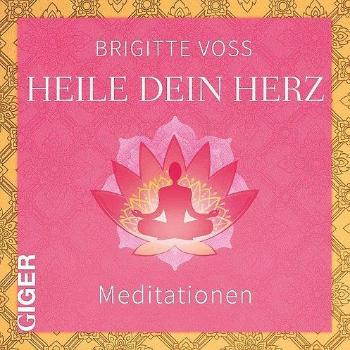 Heile dein Herz CD - Brigitte Voss