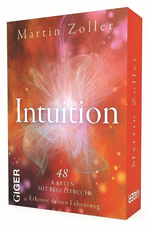 """Kartenset """"Intuition"""" - Martin Zoller"""