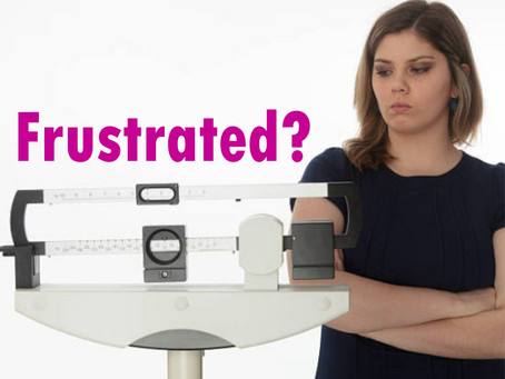 Is Your Scale Headed in the Wrong Direction?