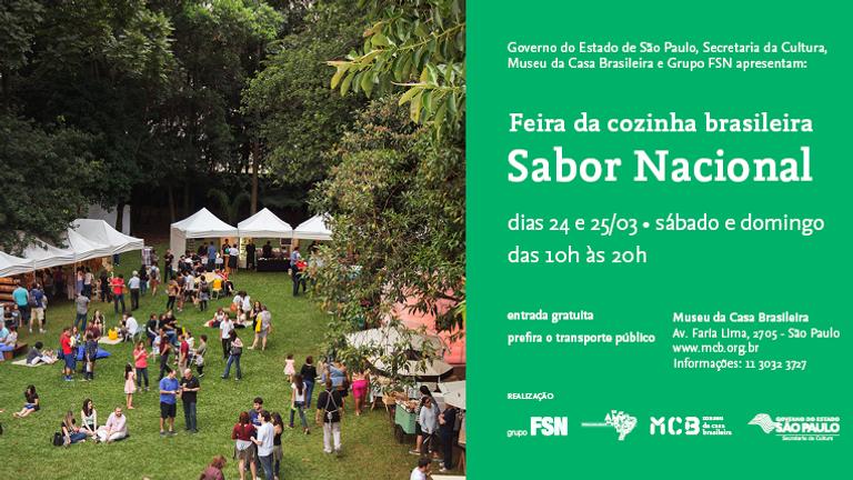 Feira Sabor Nacional