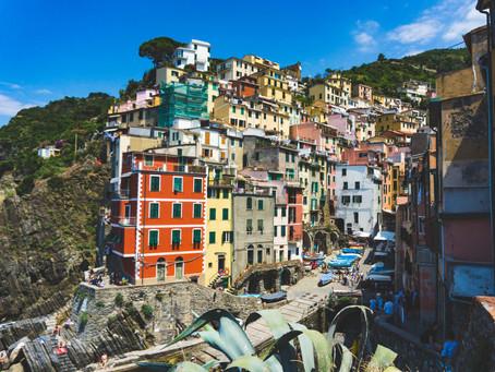 Cinque Terre - 5 magical towns on the Italian Coast
