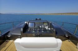Yacht OPATI -  Flybridge