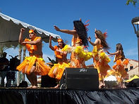 Hawaiian Luaus - Hula Dancers