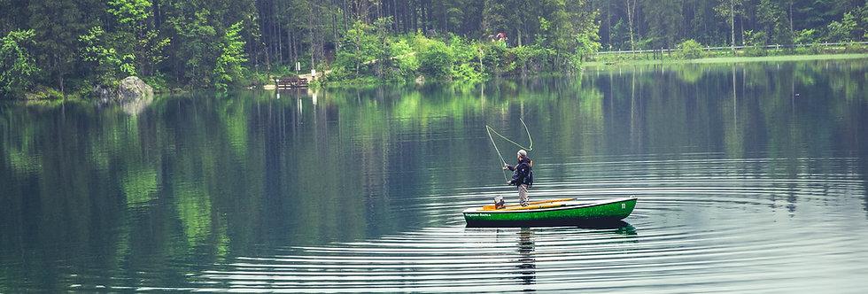 Création Graphique - Pêche sportive