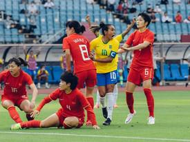 Em primeiro jogo nas Olimpíadas, seleção feminina de futebol goleia China