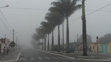 O inverno é real: Bahia terá temperatura abaixo de 10ºC nos próximos dias