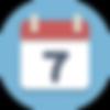 7-days-calendar-icon