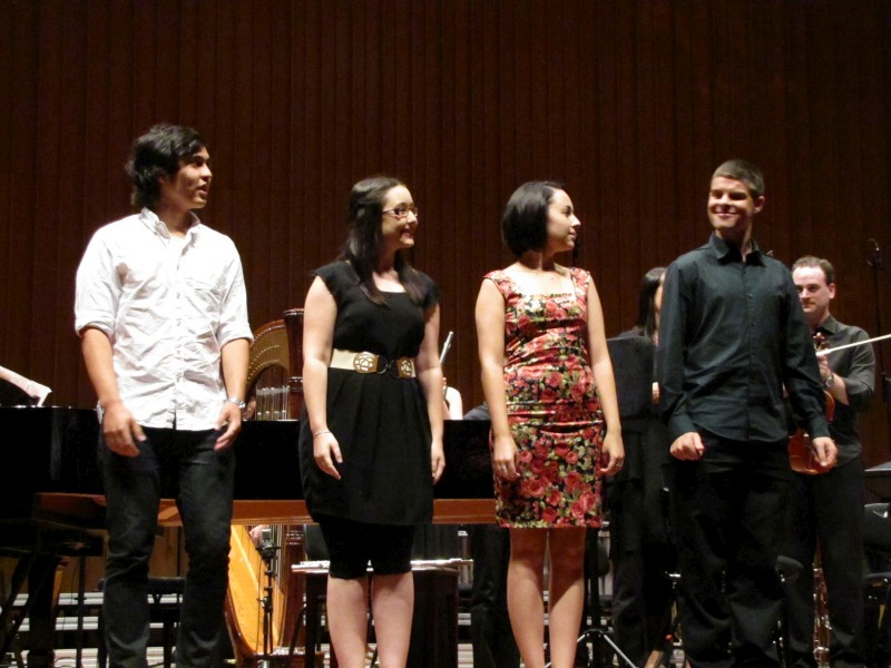 AYO NMC Composers 2012