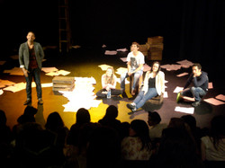 Q&A with White Wolf Theatre Company