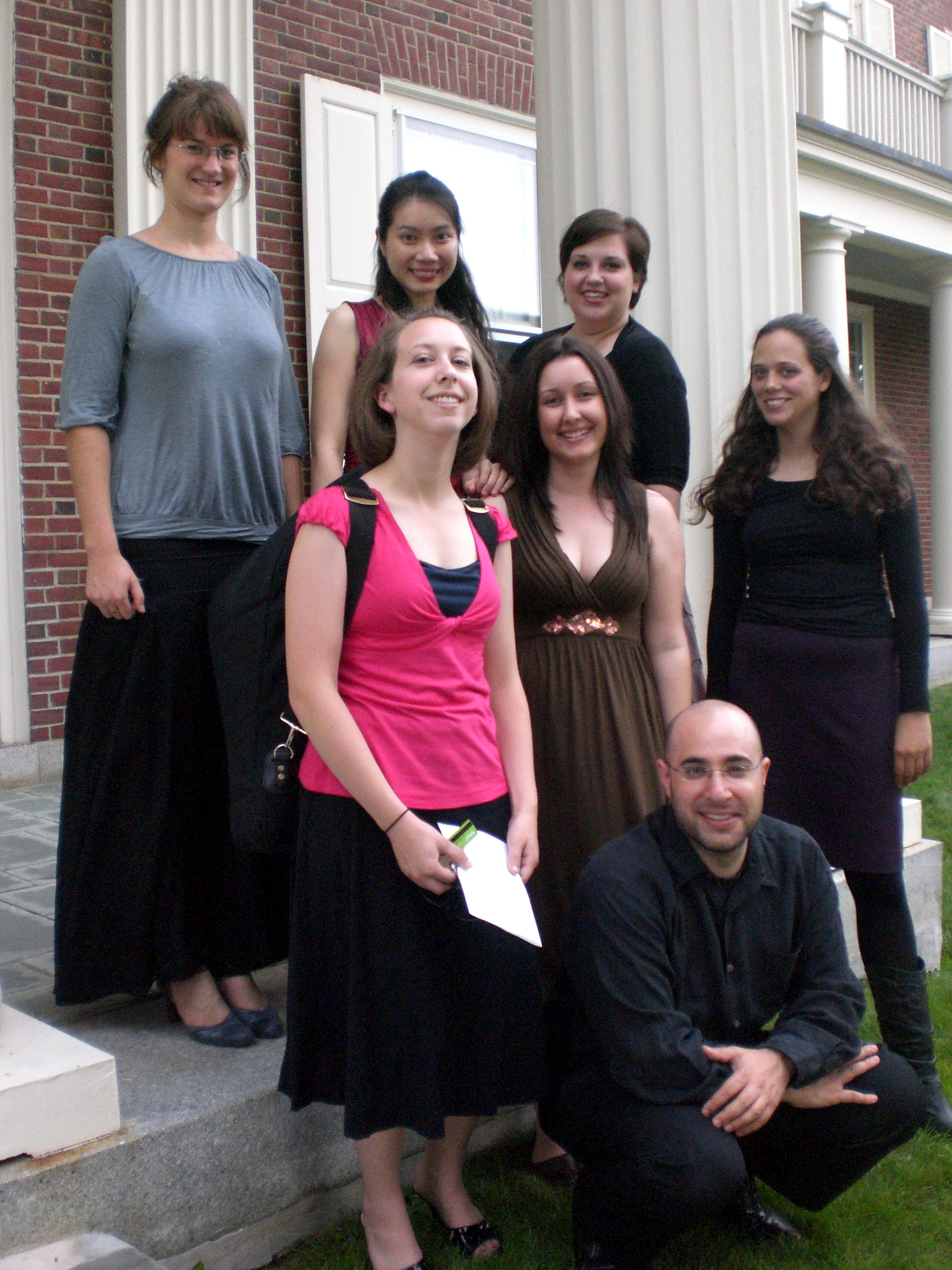 AMF Composer Ensemble (2010)