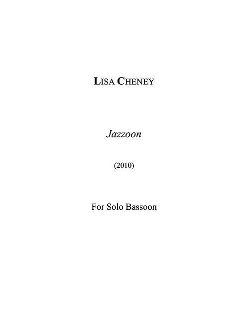Jazzoon (Solo Bassoon)