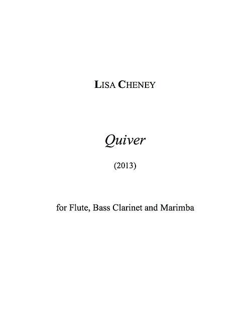 Quiver - Full Score & Parts