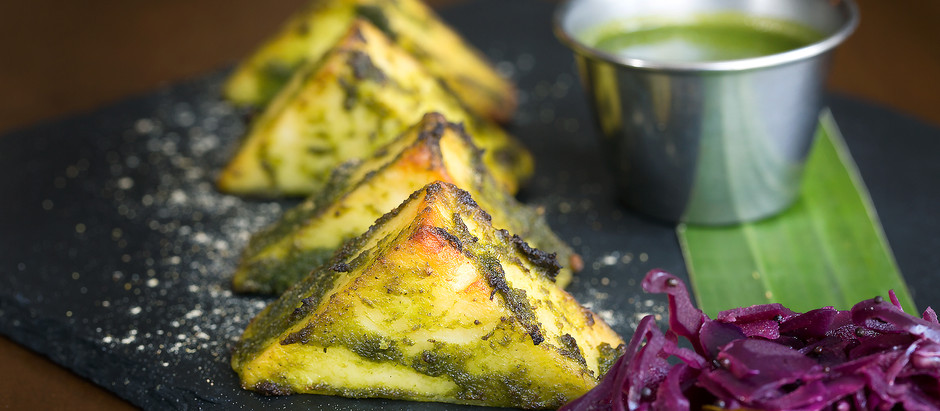 Yes, you can eat Indian food at lunchtime