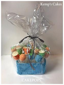 Cakepop Sewing Basket