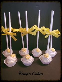 Wedding Cakepops
