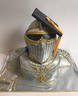Knights Cake