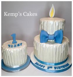 Candle Cake 1st Birthday