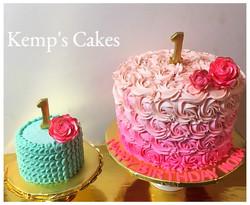 Smash Cake &1st Birthday