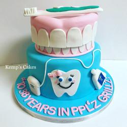 Detail Hygiene Cake