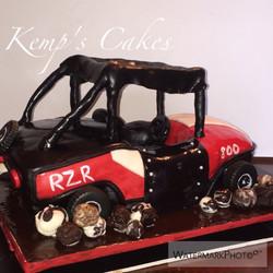 RZR 800 Cake