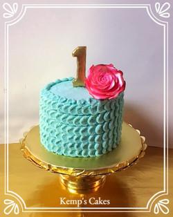 Smash cake 1st birthday