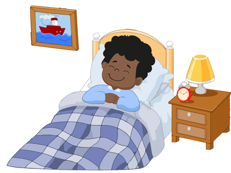 Desenhos de crianças negras em atividades cotidianas