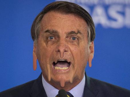 Datafolha deixa claro o derretimento de Bolsonaro