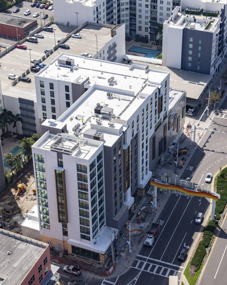 Hampton Inn Channelside Tampa