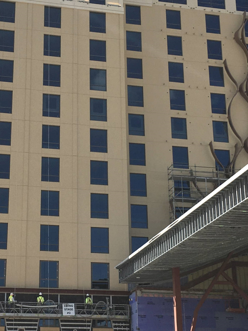 Disney Coronado Springs Resort > Grand Destino Tower