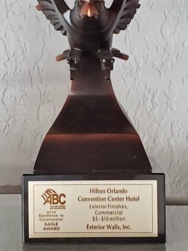 Hilton Orlando Convention Center Hotel 2010