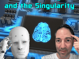 Future Tech: Artificial Intelligence and the Singularity-B-AIM PICK SELECTS