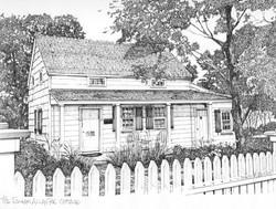 Edgar Allen Poe House