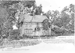 Governor Wolcott Home