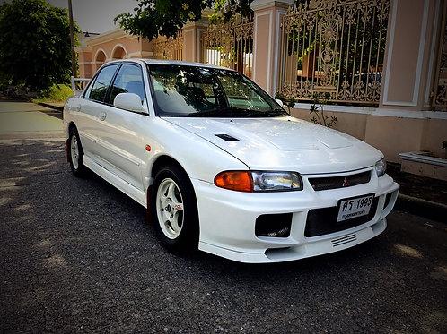 Mitsubishi Lancer Evolution III GSR