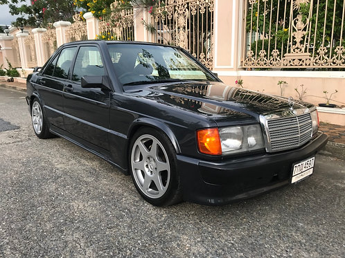 (SOLD)Merc Benz 190E 2.3-16 AT