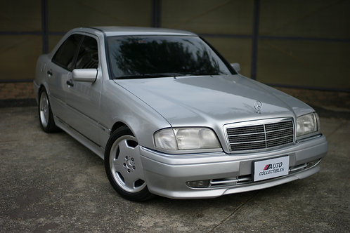 Mercedes AMG C36