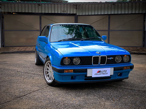 (SOLD) BMW E30 318i Coupe