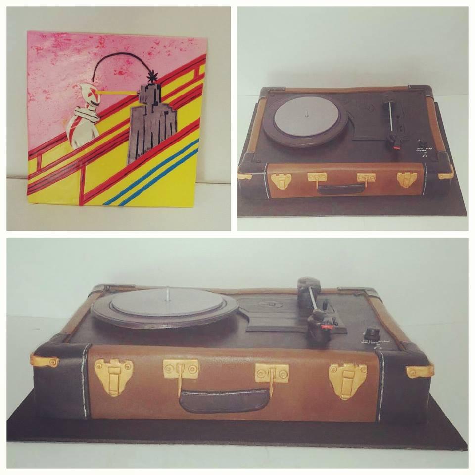 Vintage Turn Table 2