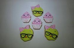 Tweety and cupcake