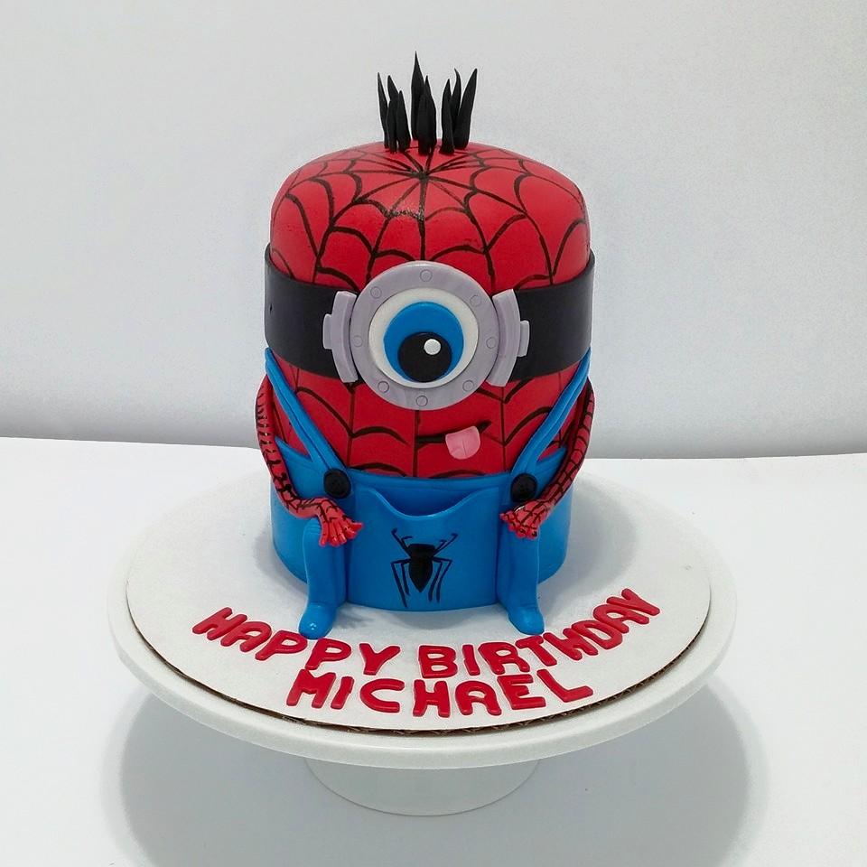 Spiderman Minon