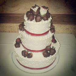Stawberry Wedding