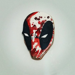 Deadpool cookie