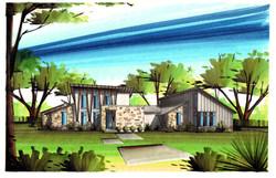 San Antonio, TX. San Antonio, Texas, Residential Design.