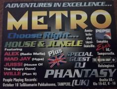 Metro, 1996